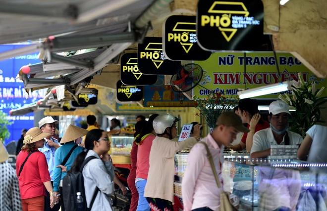 pho vang Sai Gon khong ban san pham anh 1