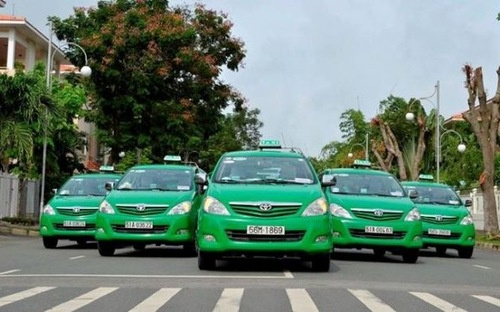 Taxi Mai Linh tung 1.000 xe thi diem 'quyet chien' voi Uber va Grab hinh anh 1