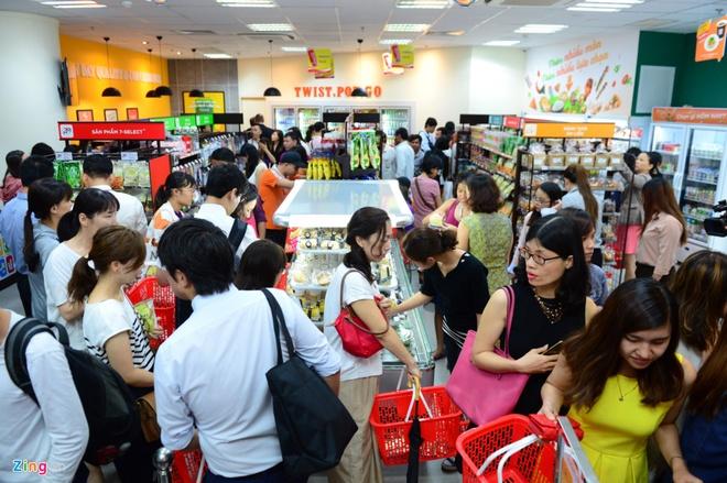 Sau hai thang ra mat tai Sai Gon, 7-Eleven ra sao? hinh anh