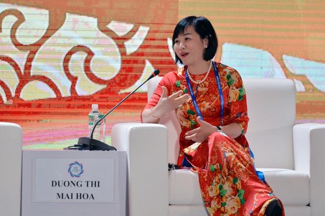 CEO APEC: Lieu robot co cuop viec con nguoi? hinh anh 1