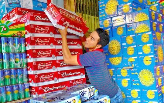 TP.HCM se tieu thu khoang 44 trieu lit bia dip Tet 2018 hinh anh