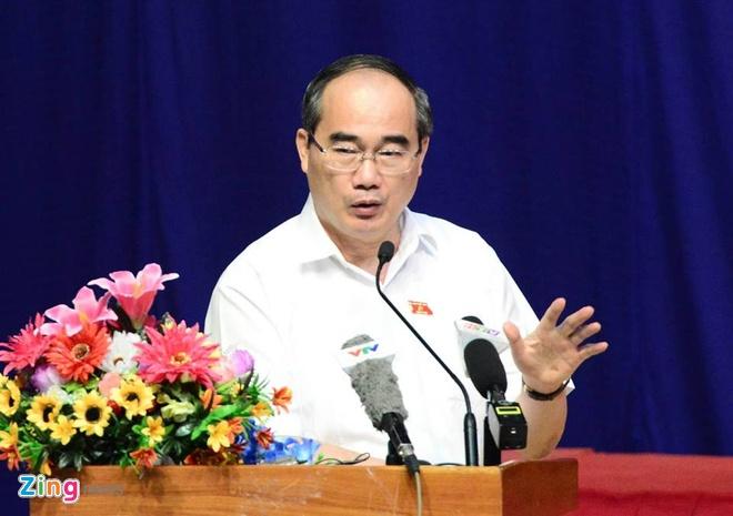 nguoi dan Thu Thiem gap Bi thu Nguyen Thien Nhan anh 21