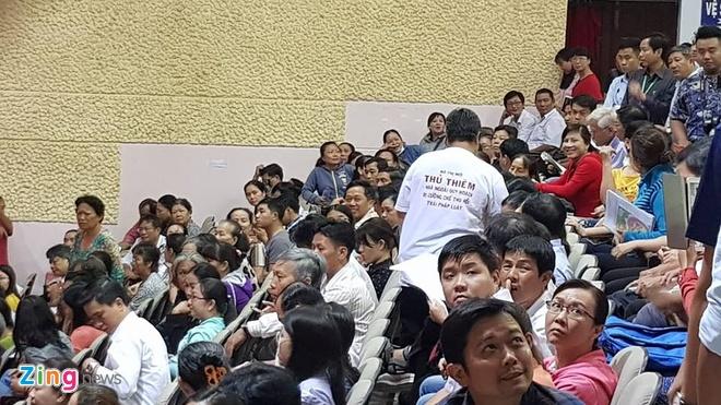 nguoi dan Thu Thiem gap Bi thu Nguyen Thien Nhan anh 18