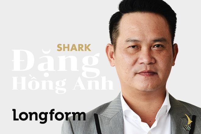 Shark Dang Hong Anh: Nhieu tien lam gi neu ben canh khong co gia dinh hinh anh