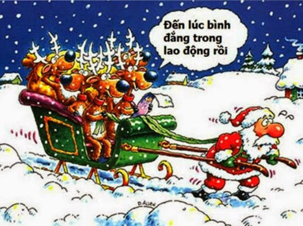 Anh che hai huoc ve ong gia Noel hinh anh 11