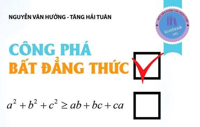 Cong pha Bat dang thuc - Sach danh cho nguoi ham me Toan hinh anh
