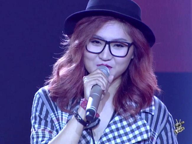 Hien tuong mang Vicky Nhung gay bat ngo tai The Voice hinh anh