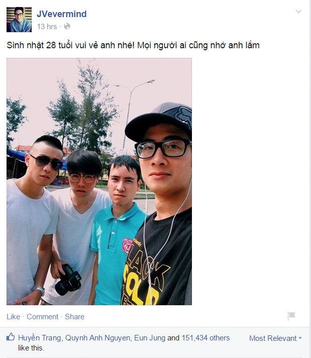 Hot teen Viet tuong nho sinh nhat thu 28 cua Toan Shinoda hinh anh 2