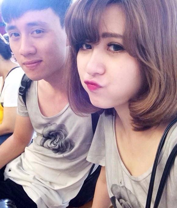 Duong tinh hanh phuc cua Kien Hoang va Heo Mi Nhon hinh anh 1