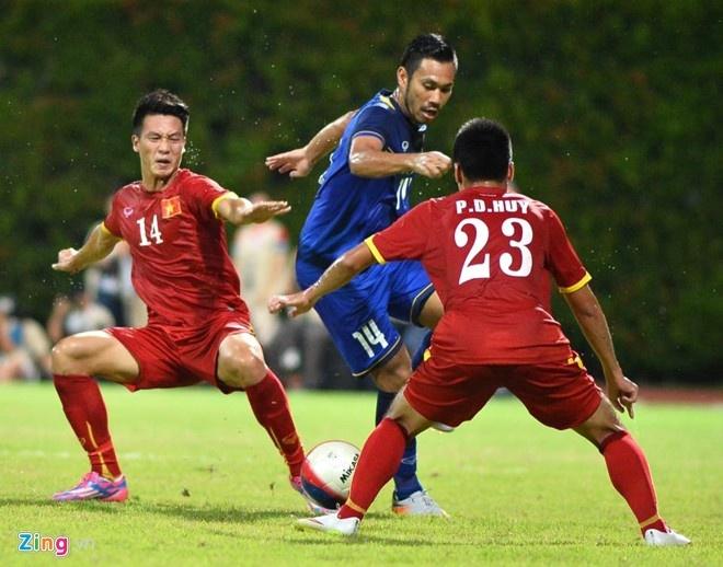 U23 Viet Nam tai SEA Games vao de thi lop 10 hinh anh