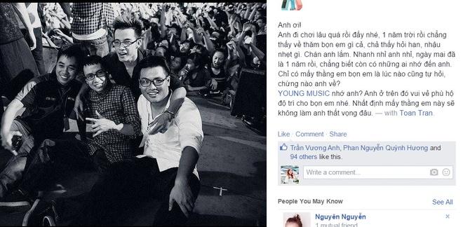 Clip che 'Nhan tai Viet Nam' tuong nho Toan Shinoda hinh anh 1