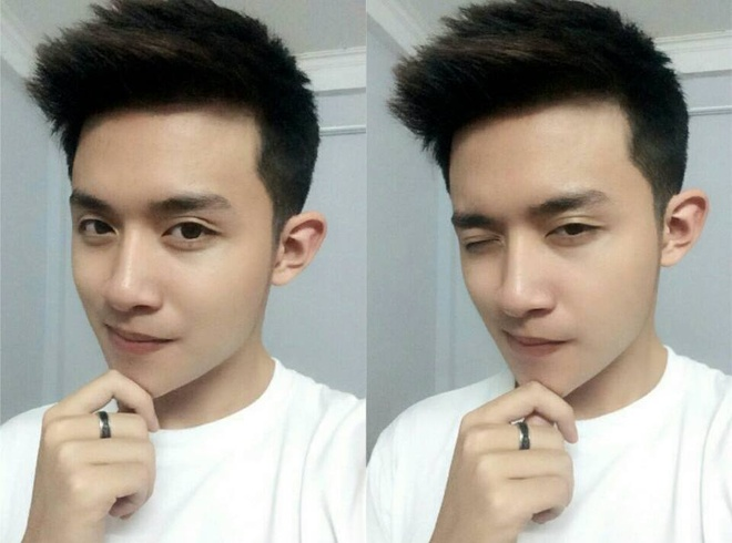 Hoang Bao hat cover 'De em roi xa' hinh anh