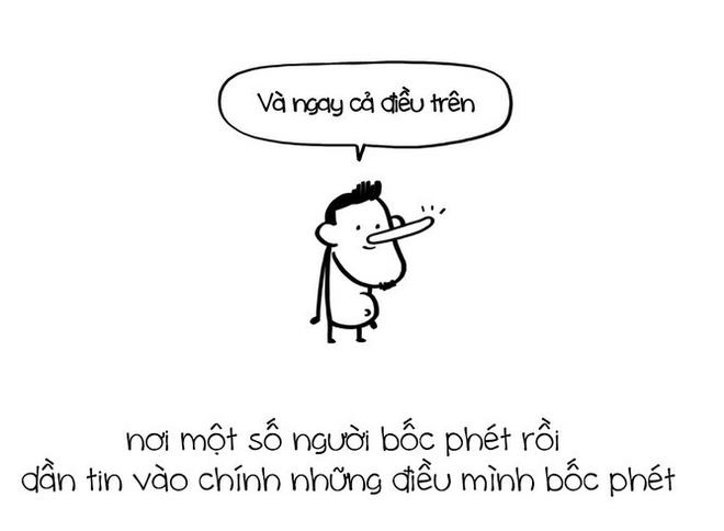 Tranh ve su that ve Facebook cua nhom Le Bich hinh anh 4