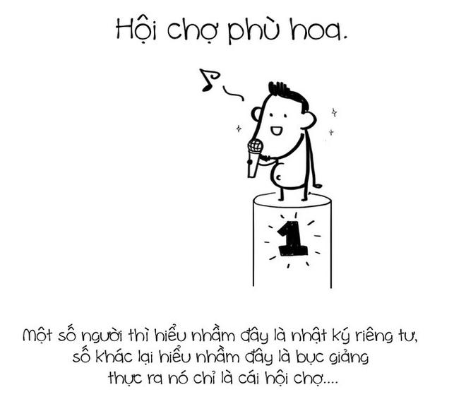Tranh ve su that ve Facebook cua nhom Le Bich hinh anh 7