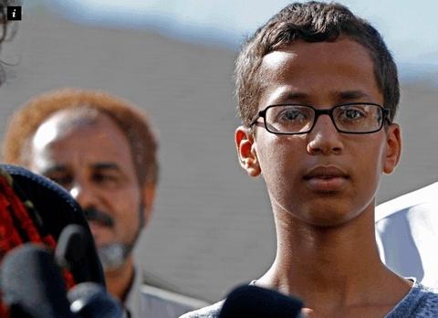 Facebook, Google tranh gianh chieu mo Ahmed Mohamed hinh anh 1