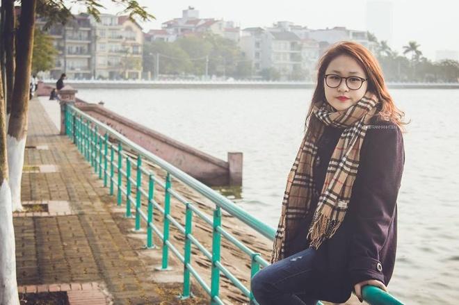 Ky uc ve Ha Noi trong long hot girl Viet hinh anh 6