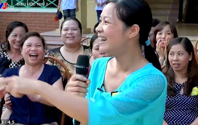 Dieu uoc thu 7 to chuc game show Hay chon gia dung cho chi Thuy hinh anh