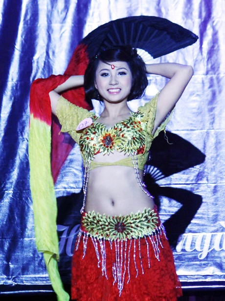 Nhung nu du hoc sinh Viet xinh dep, tai nang hinh anh 4 Nguyễn Thị Mỹ Hạnh