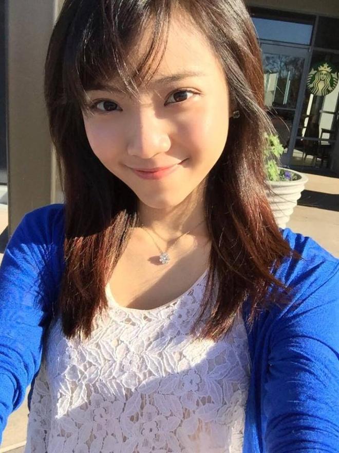 20 co gai noi bat nhat cuoc thi 'Miss du hoc sinh Viet' hinh anh 19 Thanh Thảo