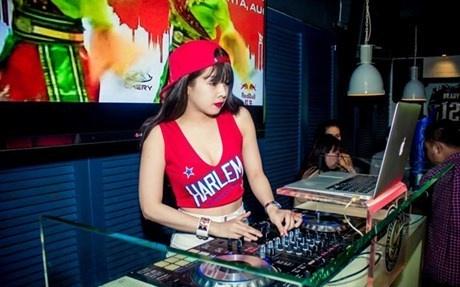 Goc khuat nghe DJ hinh anh 2 Miss DJ 2015 Trương Tiểu My.