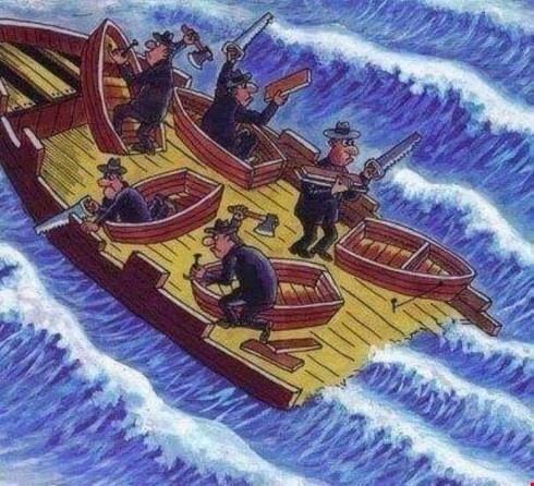 Tu cach CEO Facebook yeu con nghi ve tu duy nguoi Viet hinh anh 3 Nếu ai cũng chỉ biết vun vén cho bản thân thì sẽ không có tương lai bền vững cho tất cả. (Ảnh sưu tầm).