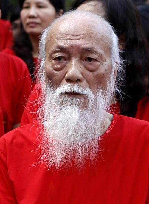 PGS Van Nhu Cuong: 'Hao danh chu khong phai hieu hoc' hinh anh 2 Nhà giáo Văn Như Cương.