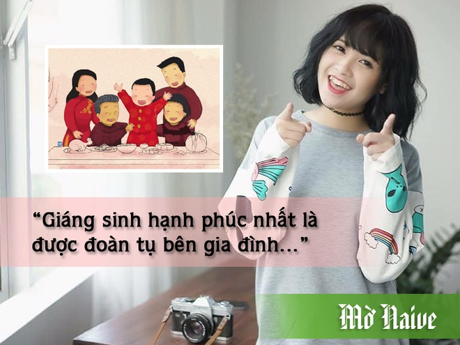 Hot teen Viet thich qua gi trong dem Giang sinh? hinh anh 4