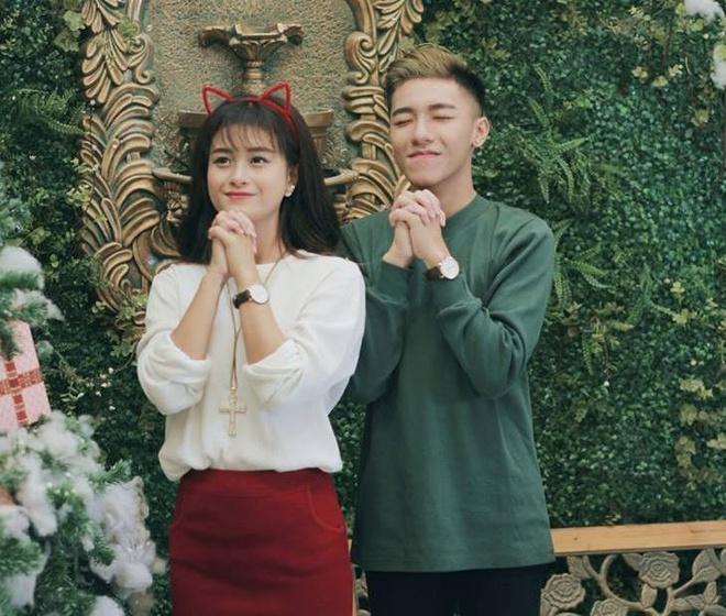 Nhung khoanh khac trong dem Giang sinh cua hot teen Viet hinh anh 1