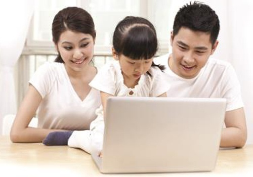 Online cung tre hinh anh