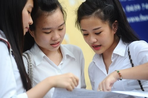 40% hoc sinh Nghe An khong thi dai hoc: Thay doi dang mung hinh anh