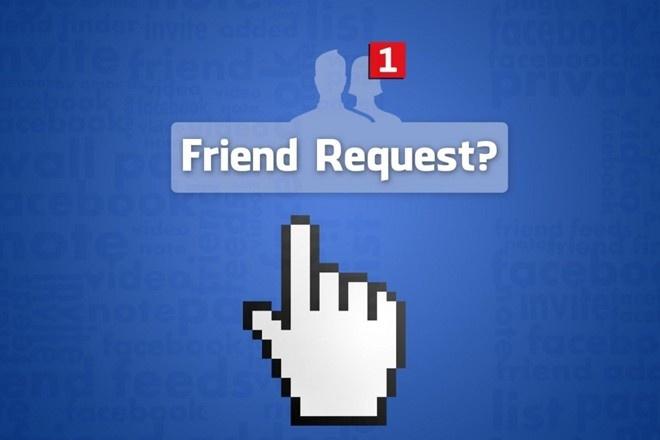 Ban co thich ket ban voi thay co tren Facebook? hinh anh