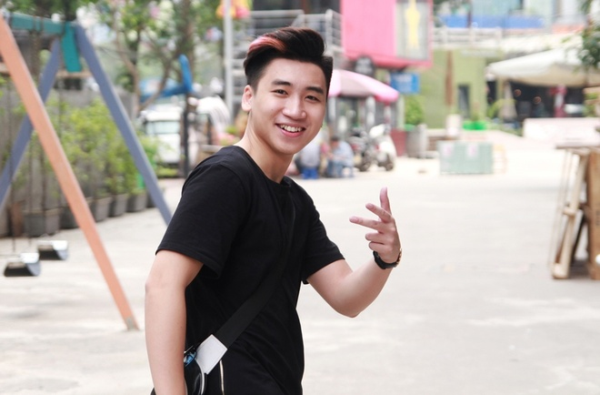 Huy Cung: 'Minh tung mat giong 3 ngay vi lam vlog' hinh anh 1