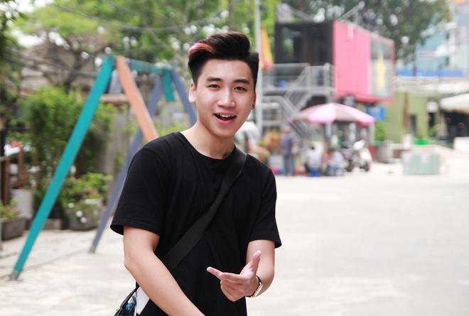 Huy Cung: 'Minh tung mat giong 3 ngay vi lam vlog' hinh anh 2
