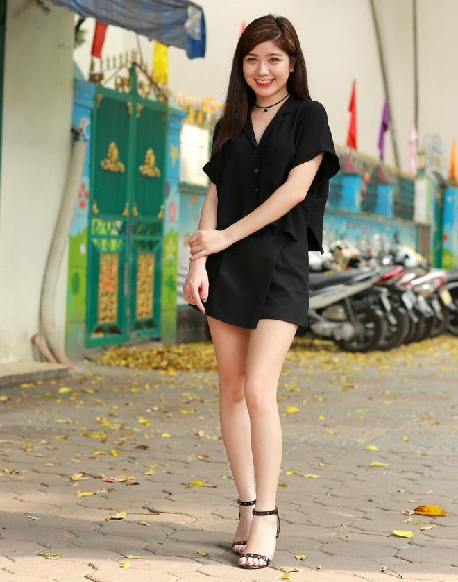 Quynh Anh Shyn khoe vai tran, do dang ben dan hot teen Viet hinh anh 3