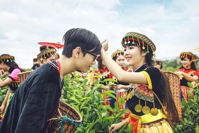 Anh ky yeu hoa than dan toc H'Mong cua teen Ninh Binh hinh anh 4