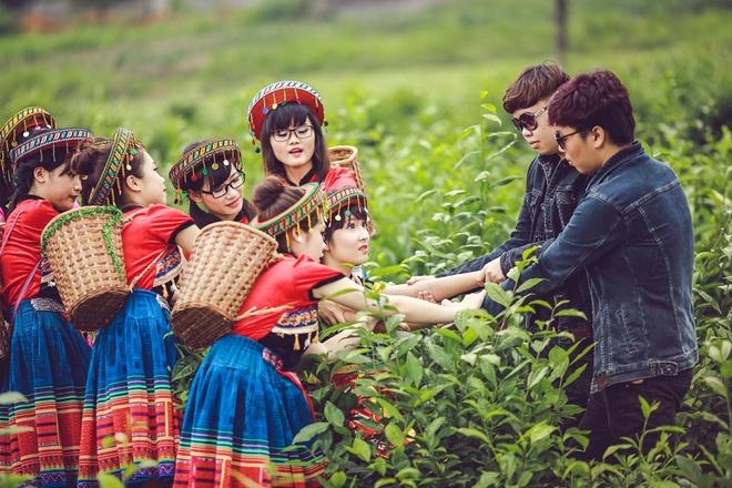 Anh ky yeu hoa than dan toc H'Mong cua teen Ninh Binh hinh anh 5