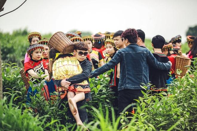 Anh ky yeu hoa than dan toc H'Mong cua teen Ninh Binh hinh anh 6