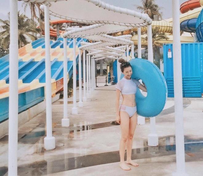 Hot girl Viet khoe dang chao he cung bikini hinh anh 8