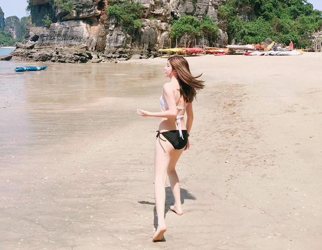 Hot girl Viet khoe dang chao he cung bikini hinh anh 10