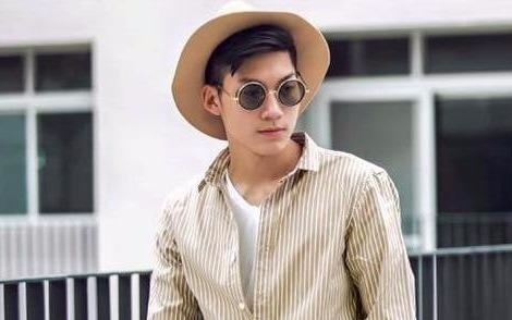 Hot boy Ha Noi dien trai, cao 1,83 m noi tieng mang hinh anh
