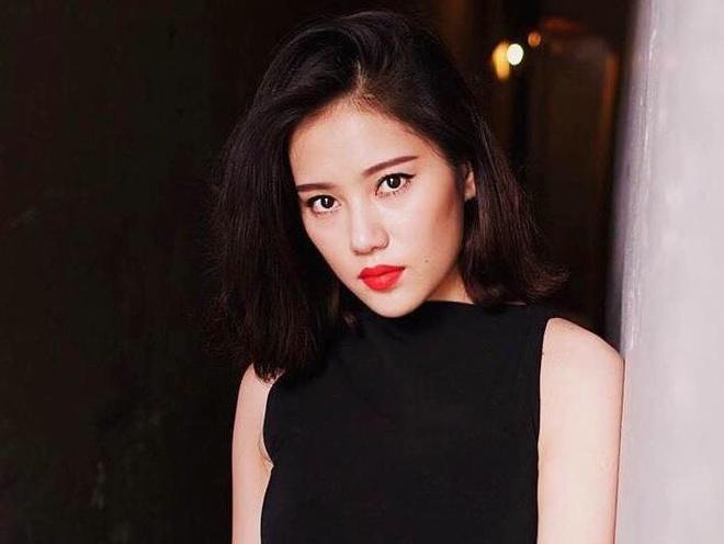 Hot girl Milan Pham cover 'Anh cu di di' tren truyen hinh hinh anh