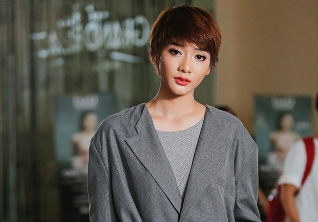 4 hot girl Viet thu thach ban than tren san catwalk hinh anh 4