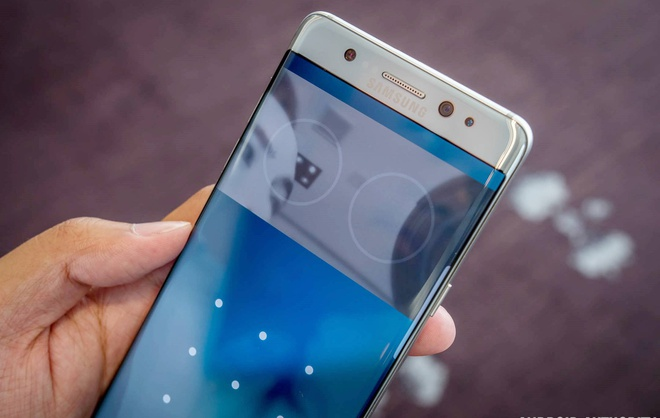 Nhieu hang hang khong tu choi van chuyen Galaxy Note 7 hinh anh