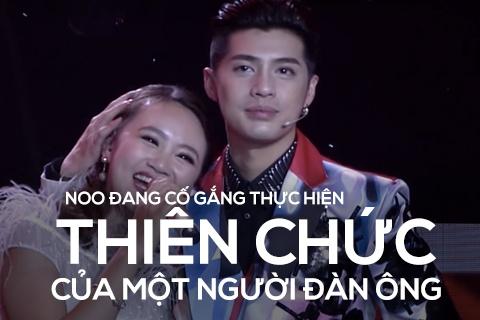 Noo Phuoc Thinh tuyen bo dang thuc hien 'thien chuc dan ong' hinh anh
