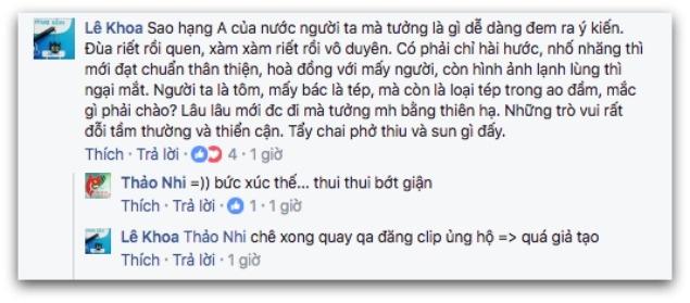 Chau Bui, Sun HT khien fan Han day song vi che Jessica chanh hinh anh 4