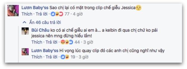 Chau Bui, Sun HT khien fan Han day song vi che Jessica chanh hinh anh 7