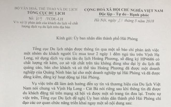 Tong cuc Du lich de nghi ra soat sau 'chuyen di kinh di' cua khach Tay hinh anh