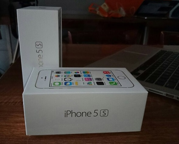 Bat qua tang tiep vien hang khong 'om' 50 iPhone 5S tu Phap hinh anh
