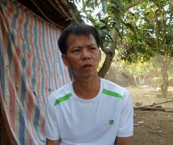 Ong Nguyen Thanh Chan nhan hang chuc buc thu moi ngay hinh anh