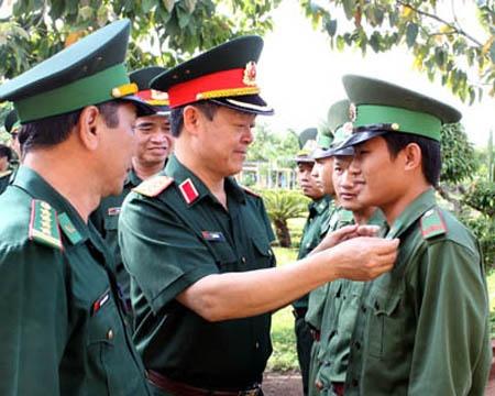 Bo Quoc phong khong dong y dong tien thay nhap ngu hinh anh